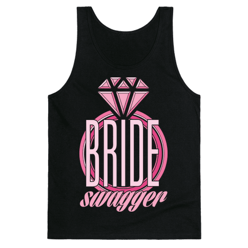 Bride Swagger Tank Top