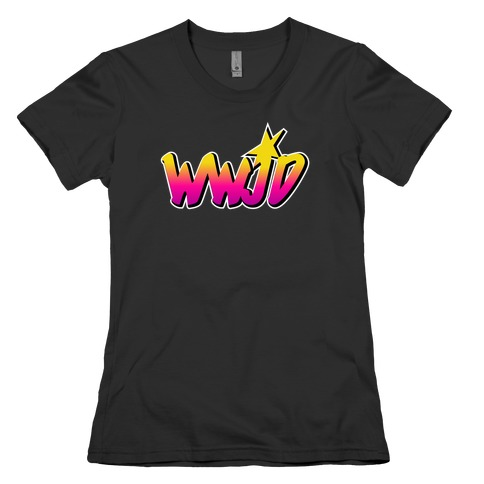 What Would Jem Do? Womens T-Shirt