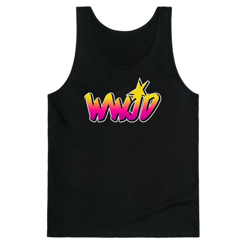 What Would Jem Do? Tank Top