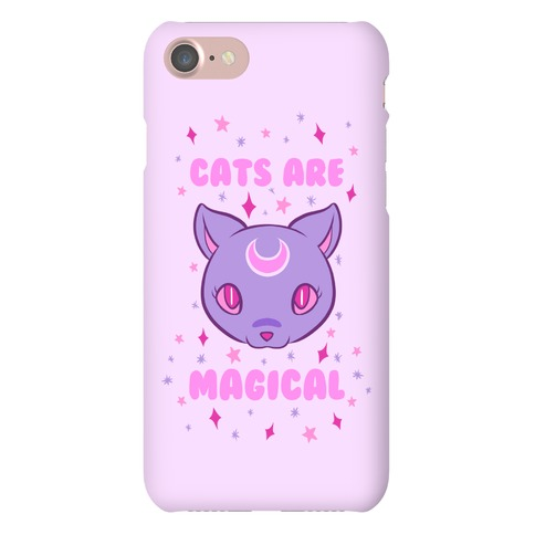 Cats Are Magical Phone Case