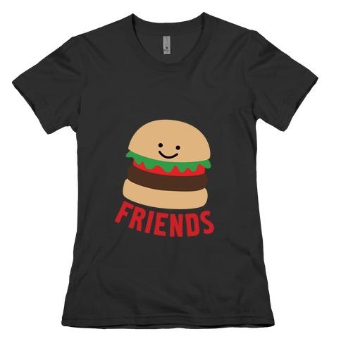 Best Burger Womens T-Shirt