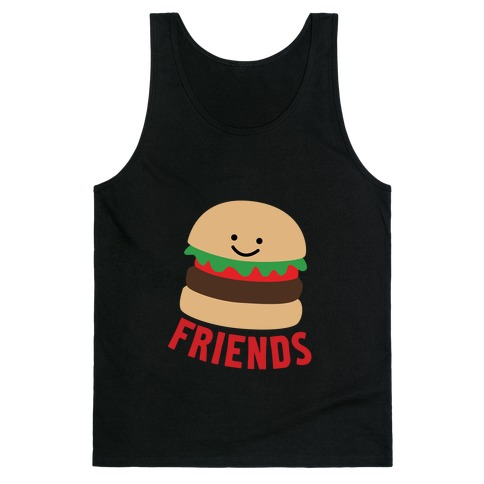 Best Burger Tank Top