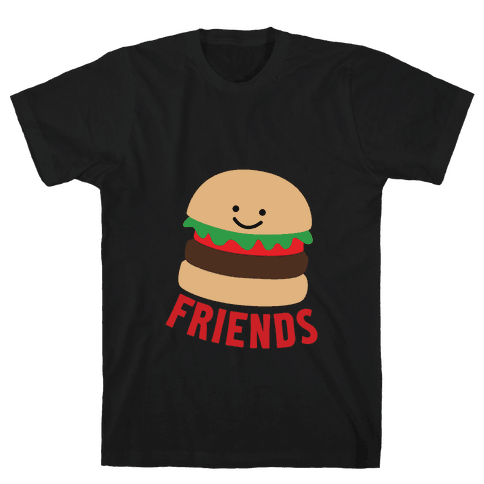 Best Burger Mens T-Shirt