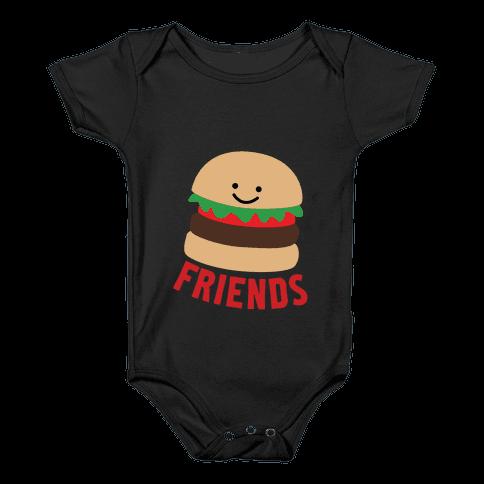 Best Burger Baby Onesy