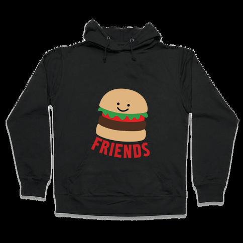 Best Burger Hooded Sweatshirt