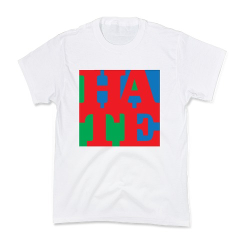 HATE Kids T-Shirt
