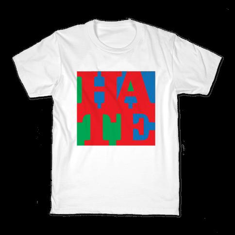 HATE Kids T-Shirt