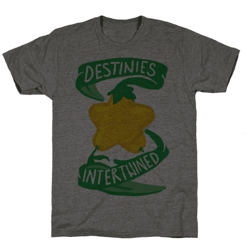 Destinies Intertwined Mens T-Shirt