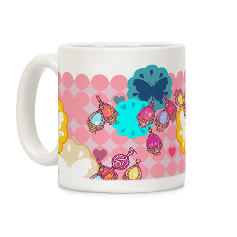 Madoka Soul Gem Pattern Coffee Mug