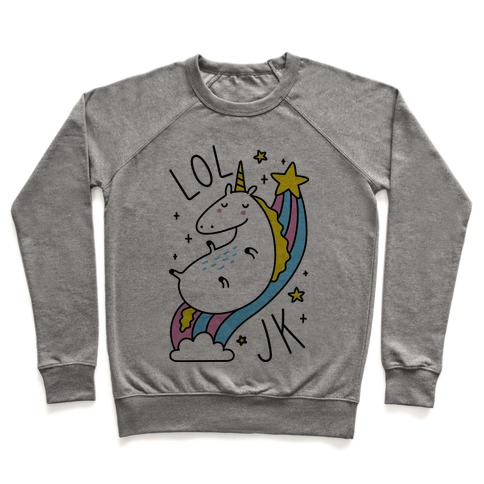 LOL JK Unicorn Pullover