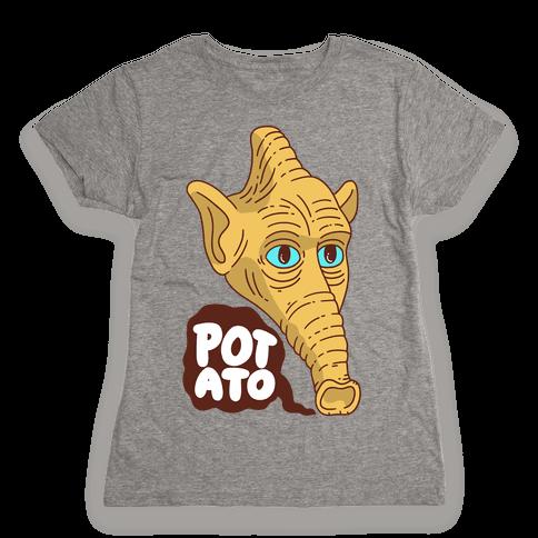 Trumpy Womens T-Shirt