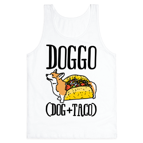 Doggo Tank Top