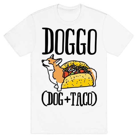 Doggo Mens T-Shirt