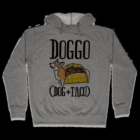 Doggo Hooded Sweatshirt