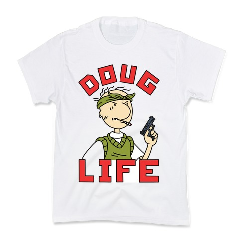 Doug Life Kids T-Shirt