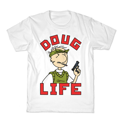 Doug Life Kids T-Shirt