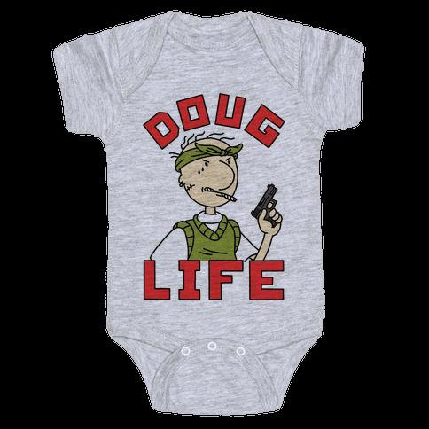 Doug Life Baby Onesy