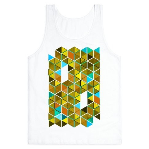 Colorful Tiles Tank Top