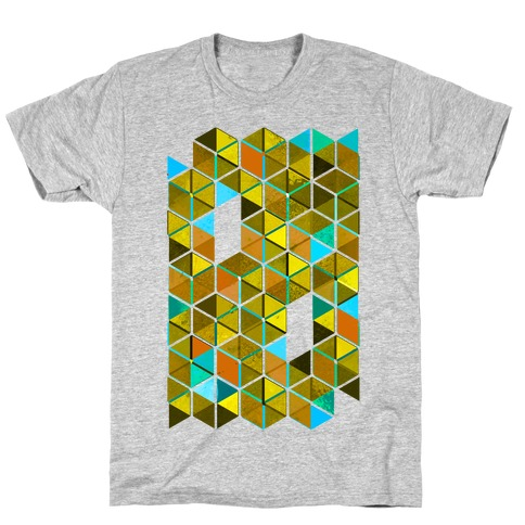 Colorful Tiles T-Shirt