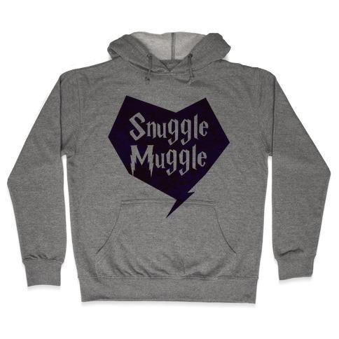 Snuggle Muggle  Hooded Sweatshirt