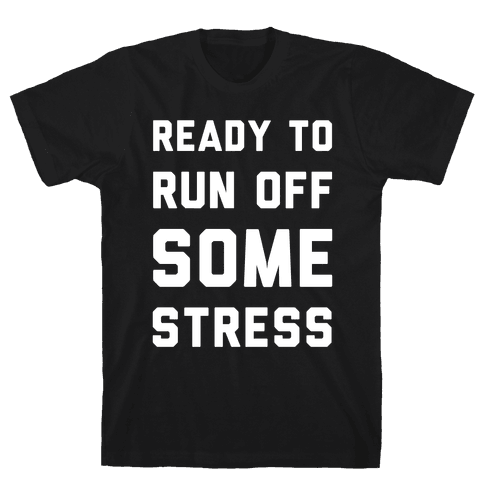 Ready To Run Mens T-Shirt