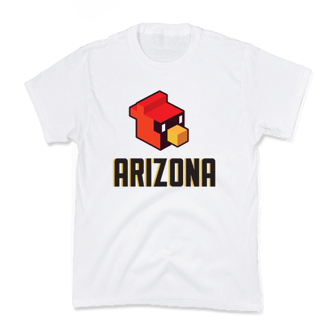 Arizona Blocks Kids T-Shirt