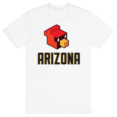 Arizona Blocks Mens T-Shirt