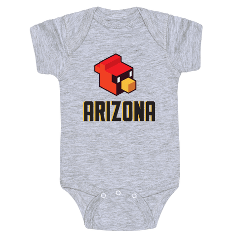 Arizona Blocks Baby Onesy