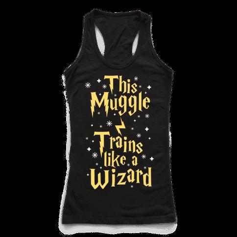 This Muggle Trains like a Wizard