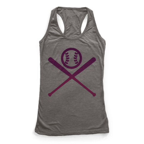 Baseball Racerback Tank Top