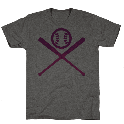 Baseball Mens T-Shirt