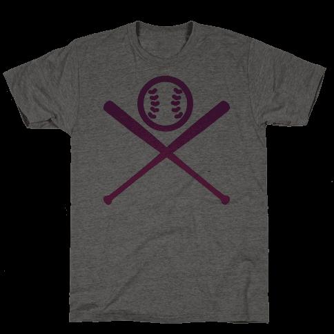 Baseball Mens T-Shirt