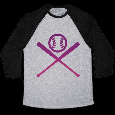 Baseball Baseball Tee