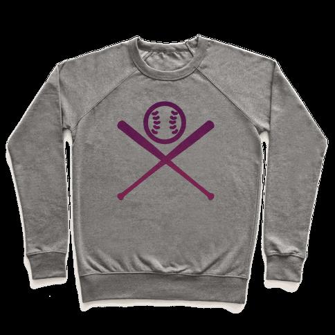 Baseball Pullover