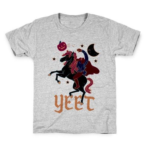 Yeetless Horseman Kids T-Shirt
