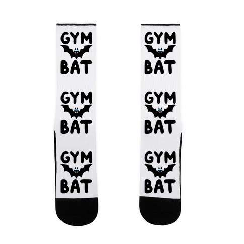 Gym Bat Sock