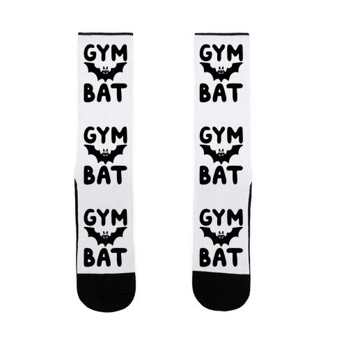 Gym Bat Sock