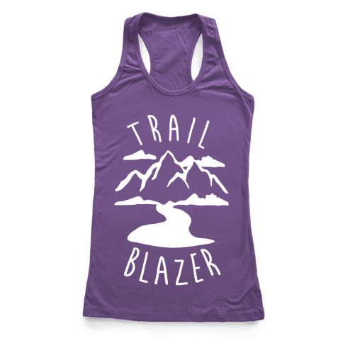Trail Blazer Racerback Tank Top