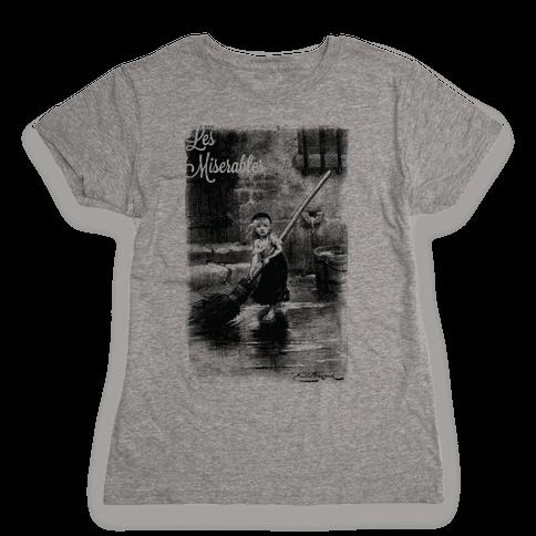 Cosette (Tank) Womens T-Shirt