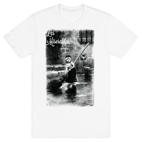 Cosette (Tank) Mens T-Shirt