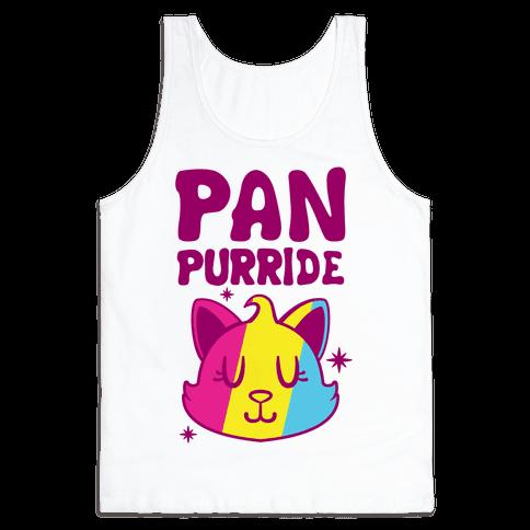 Pan Purride Tank Top