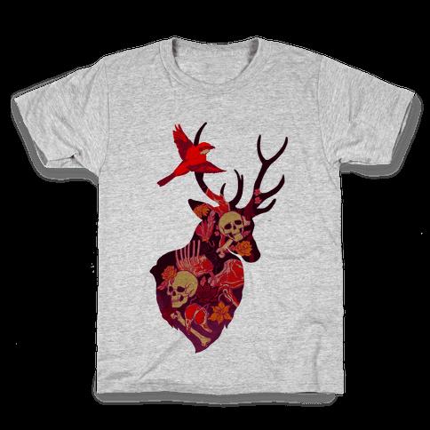 The Shrike & The Stag Kids T-Shirt