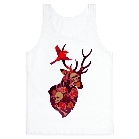 The Shrike & The Stag Tank Top
