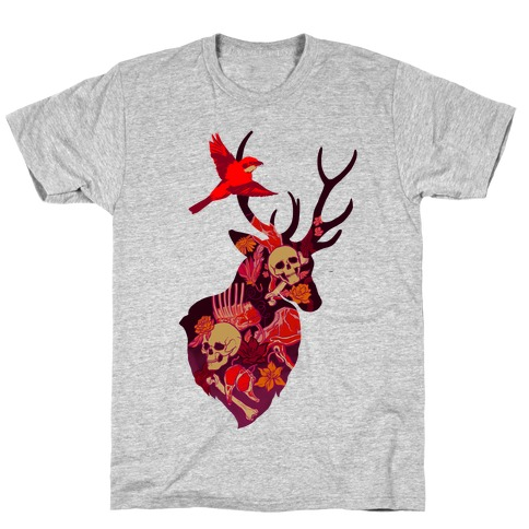 The Shrike & The Stag T-Shirt