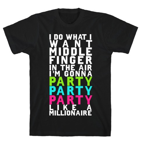 Party Party Party T-Shirt
