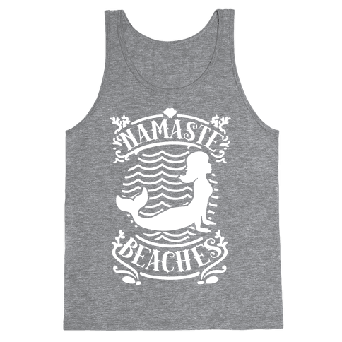 Namaste Beaches Tank Top