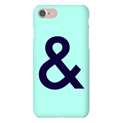 Ampersand Case Phone Case