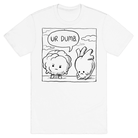 Ur Dumb Mens T-Shirt