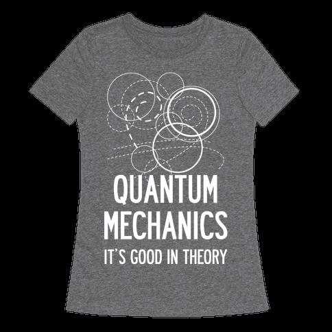 Quantum Mechanics In Theory