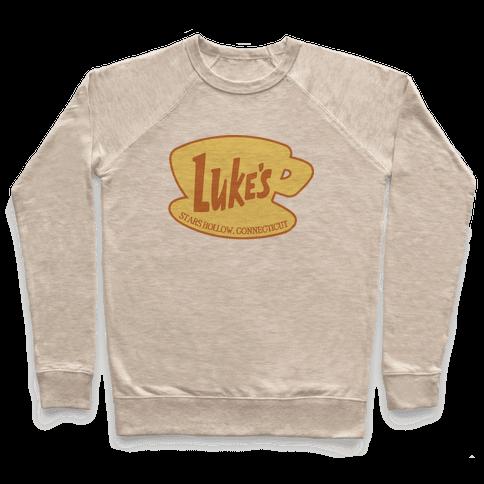 Luke's Diner Logo Pullover